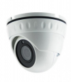 "DOME IP 2Mpx, CMOS 1/2.9"", H.264, ICR MECC., OTT. FISSA 3,6mm, WDR, 3D, IR LED 20m, ONVIF, alim. 12Vcc / PoE IEEE802.3af."