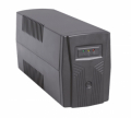 UPS STEPWAVE 850VA, AVR, LCD, USB, 2 IEC OUT