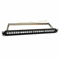 PATCH PANEL MODULARE 24 PORTE FTP